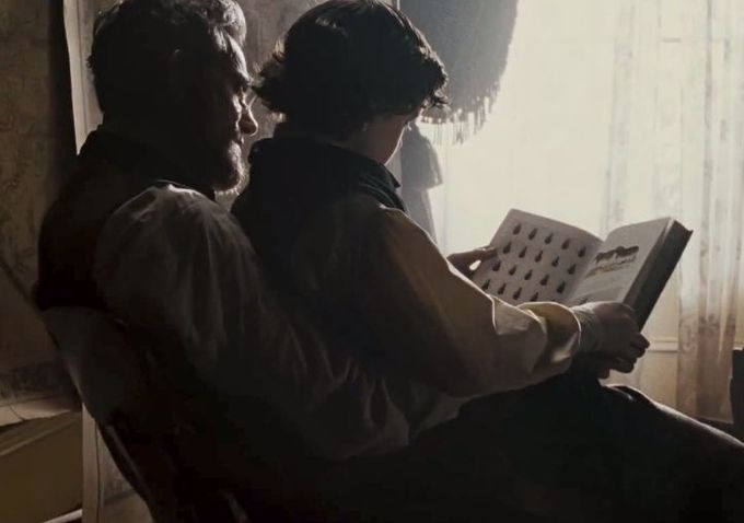 In Moving Pictures:Lincoln