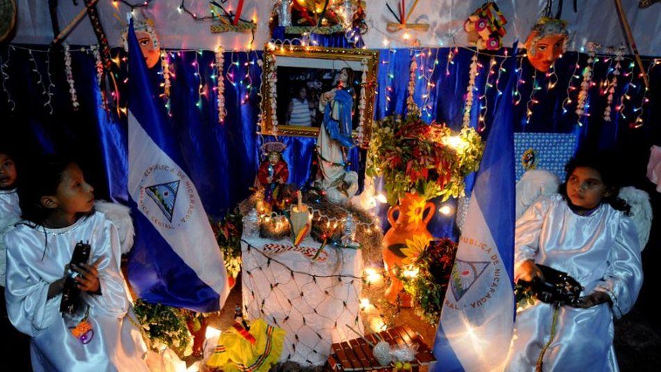wanderlusting  nicaragua u2019s la griteria  u2013 pris blossom